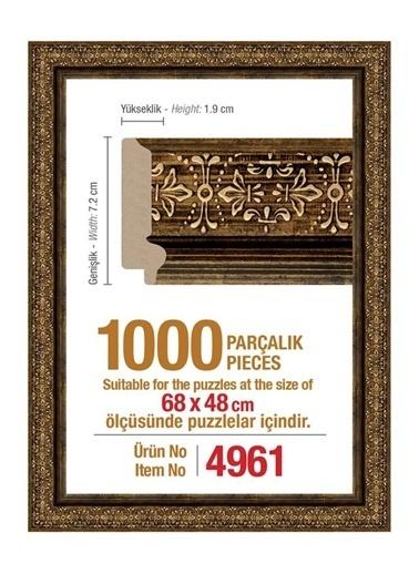 Heidi 1000 Parçalık Puzzle Çerçevesi 48X68 Cm 4961-Educa